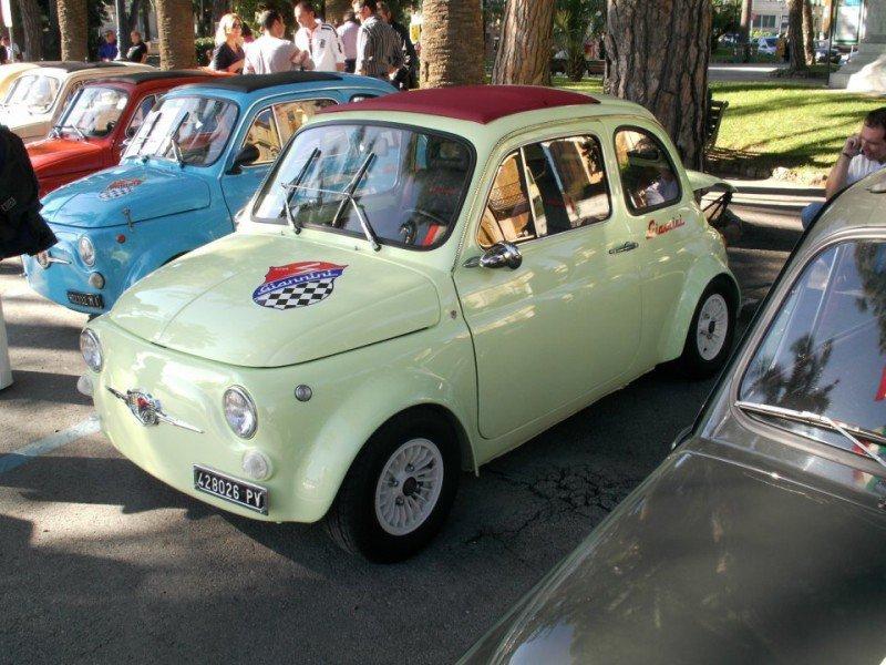 La Fiat 500 di damy.500