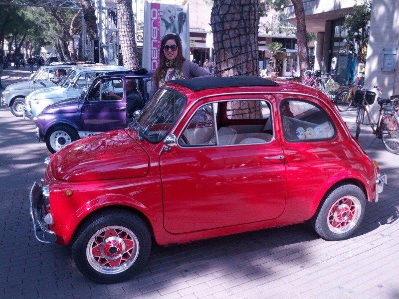 Fiat 500 Serafinos