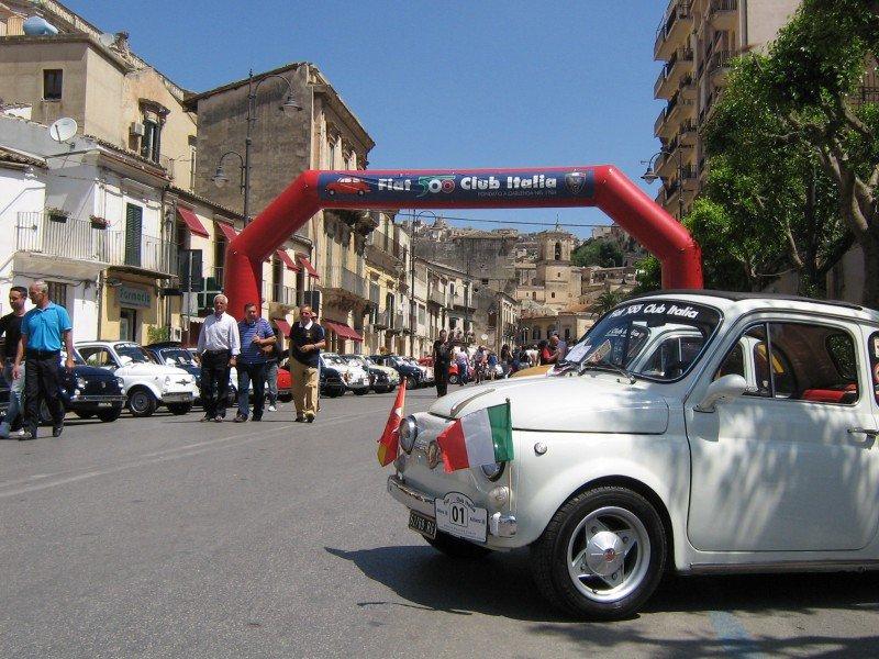 La Fiat 500 di Angelo Fiore