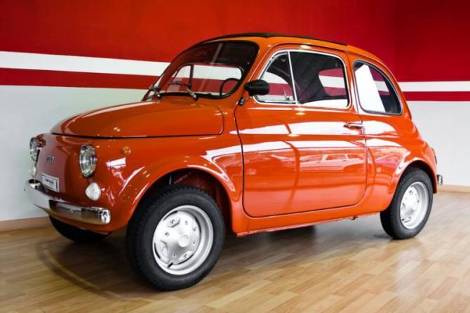 Fiat 500 R – la Cinquecento rinnovata