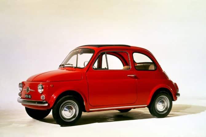 Restauro della Fiat 500 – Scoprire di che modello si tratta – La Fiat 500 F