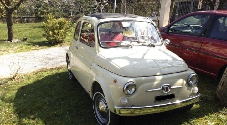 La Fiat 500 di Triestin83