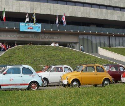 500 miglia in Fiat 500 1