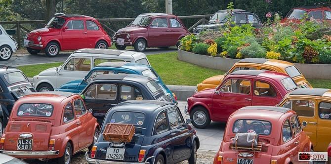500 Miglia con le nostre Fiat 500 !!!
