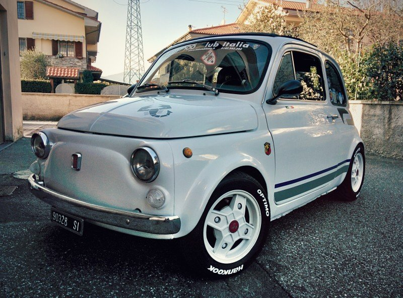 La Fiat 500 di lorebracci