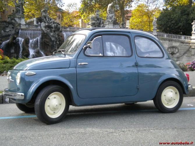 Fiat 500 N – siamo arrivati a 60.000 Euro