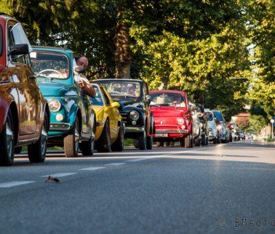 500 miglia in Fiat 500 5