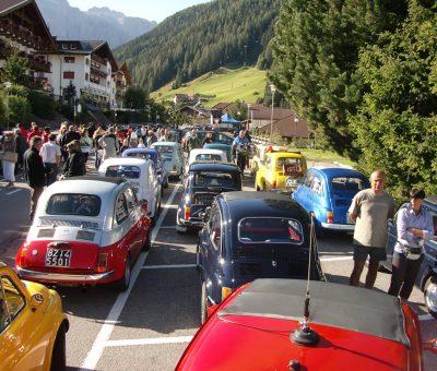 500 miglia in Fiat 500 6