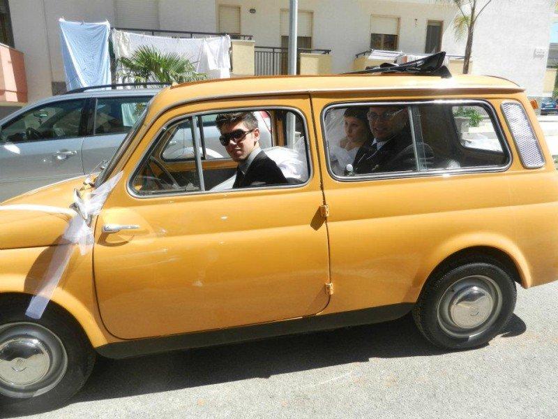 La Fiat 500 giardiniera di leo1982