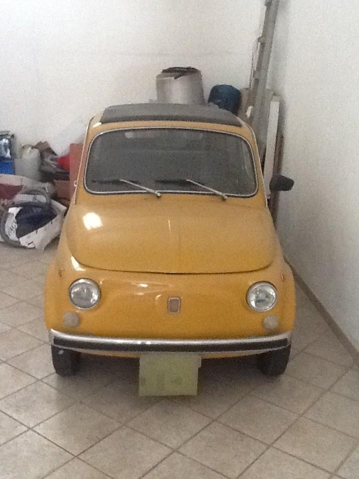 La Fiat 500 di giovin81