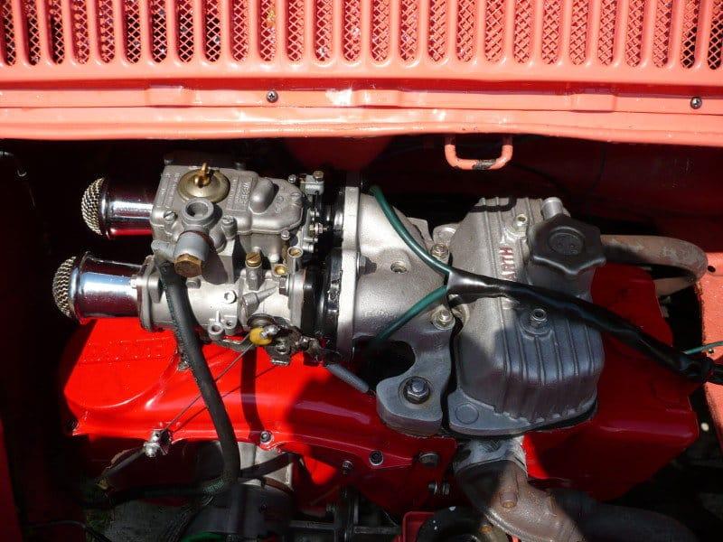 La Fiat 500 di Silvia e Sabino