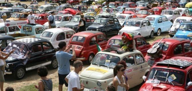 Raduni di Fiat 500 d'epoca – Ci fate sapere come è andata?