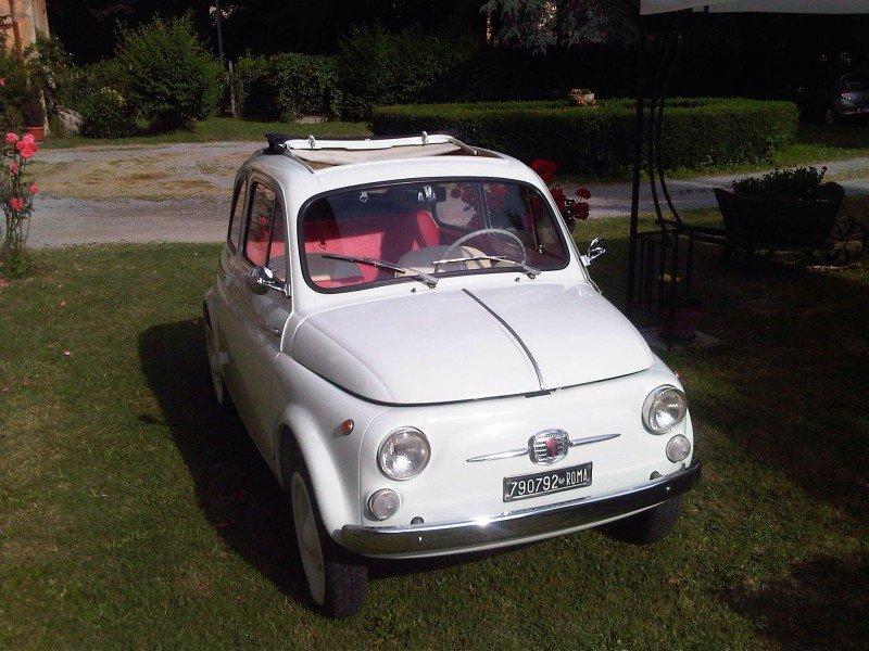 la Fiat 500 di DINEGAL1