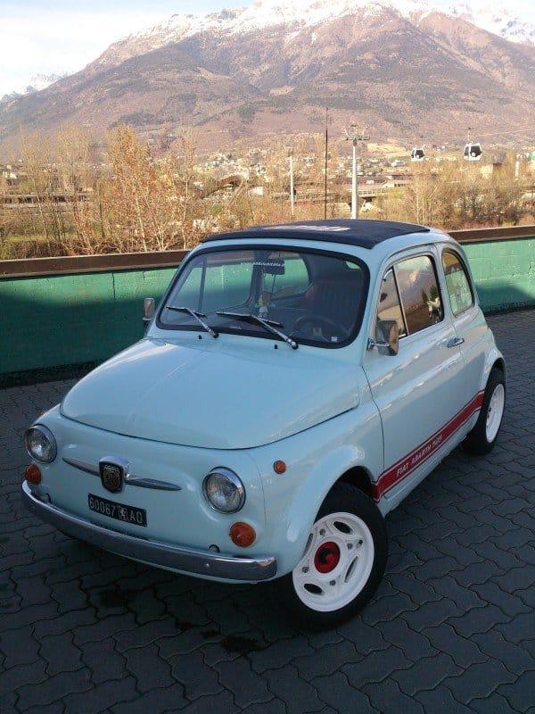 La Fiat 500 di dario1978