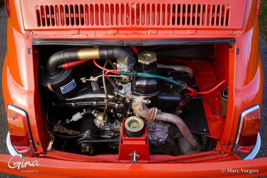 Fiat 500 r 500r 1975 165 rosso corallo scuro 23 924x616 for Moquette fiat 500 epoca