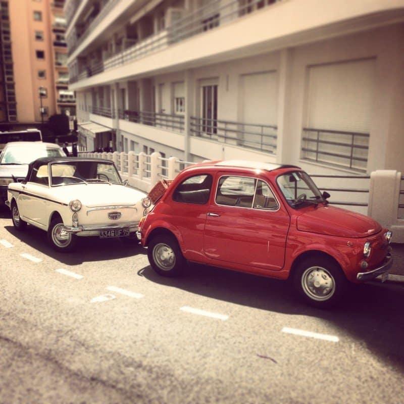 La Fiat 500 di Dino