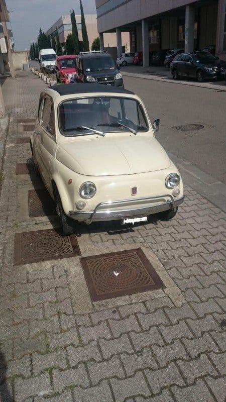 La Fiat 500 di Raul65