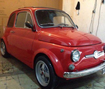 La Fiat 500 di Hankook.cicco 4