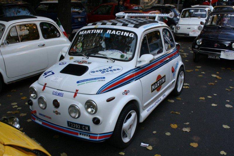 La Fiat 500 di Pietro