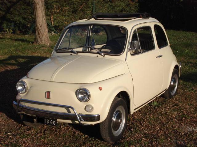 la Fiat 500 di Massimiano