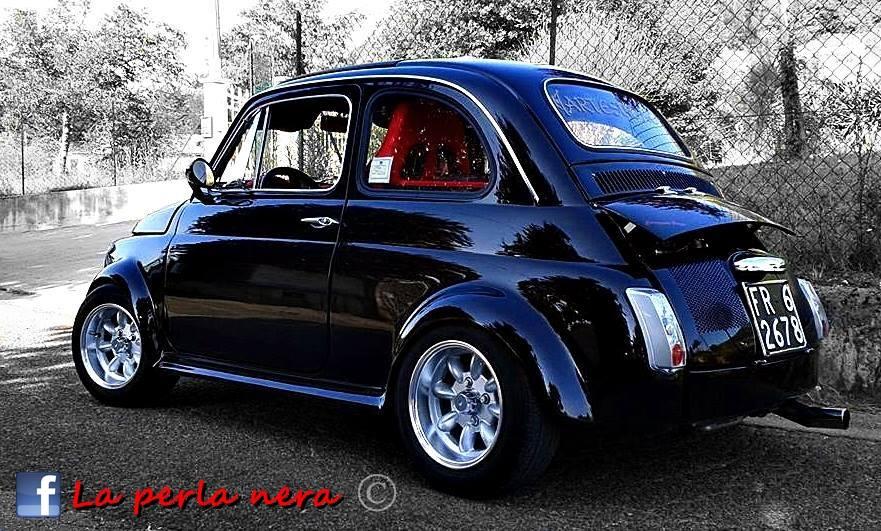 La Fiat 500 di Gatta Angelo