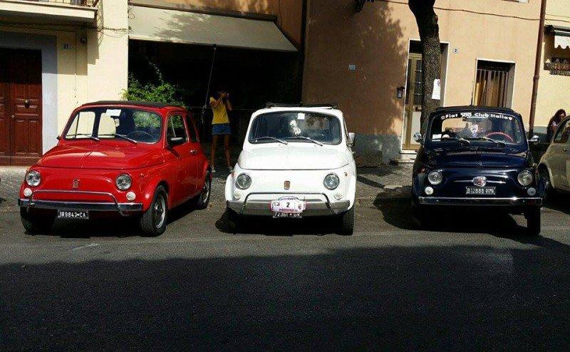 La Fiat 500 di Beppe26163