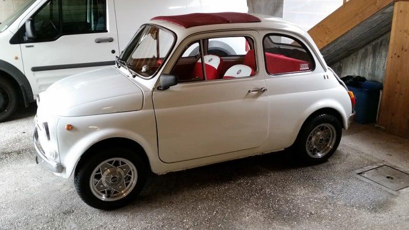 La Fiat 500 di pierangelo57