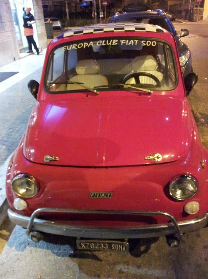 La Fiat 500 di Lenny68