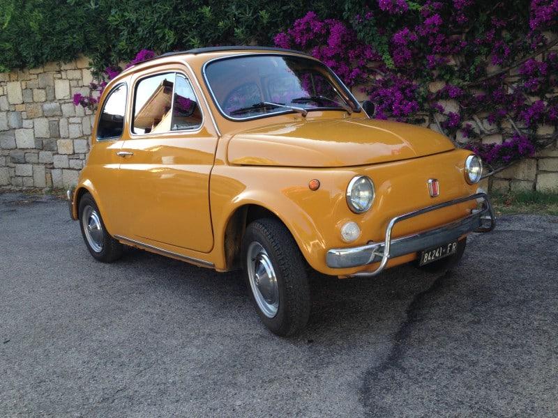 La Fiat 500 di Francesco67