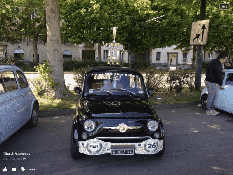 La Fiat 500 di Nerone69