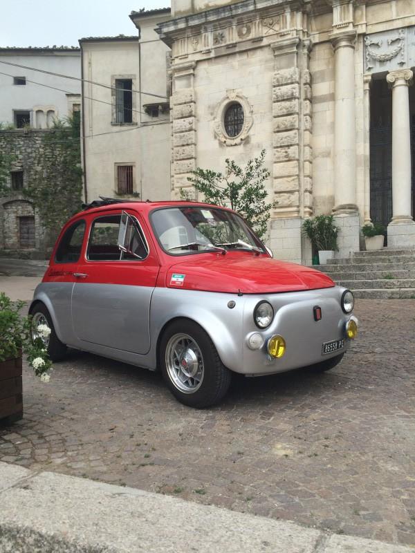 La Fiat 500 di WilliamB1