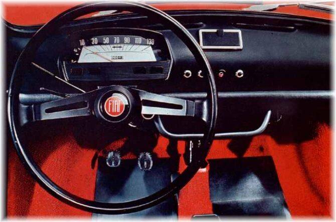 La Storia della Fiat 500 in Video: La Fiat 500 L