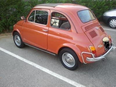 La Fiat 500 di Riky 66