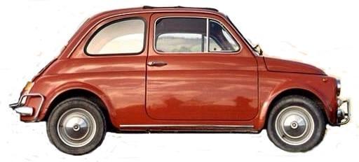 La Fiat 500 di Gianluk71