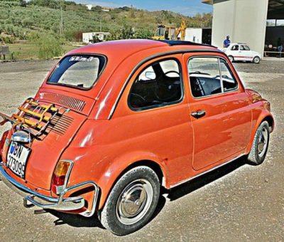 Fiat 500L 1970 4