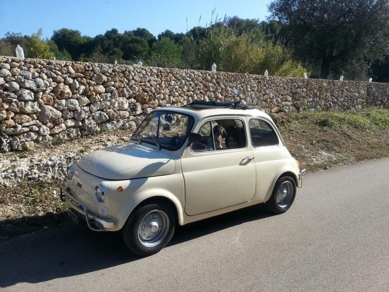 La Fiat 500 di pernick66