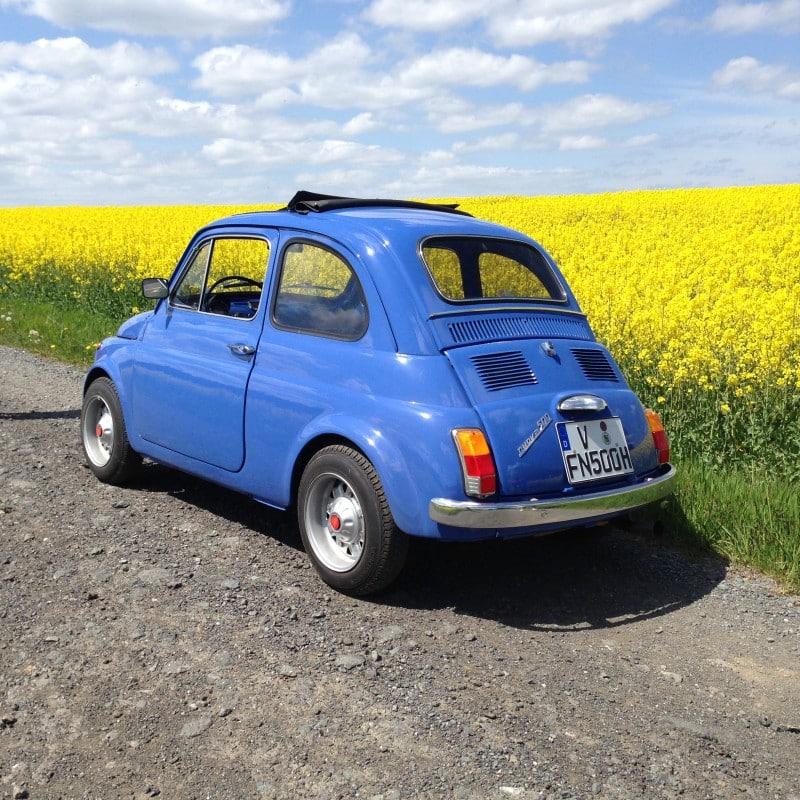 La Fiat 500 di MarcoPL72