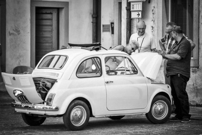 Chi è il meccanico di fiducia per la vostra Fiat 500?