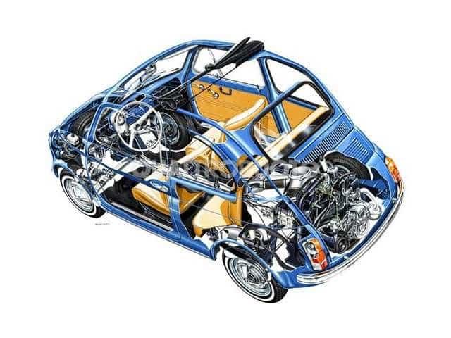Siete i Meccanici delle vostre Fiat 500? Ecco i manuali tecnici!