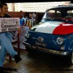 La Fiat 500 di Carlos Bellina