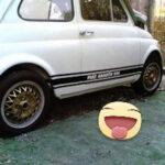 La Fiat 500 di Corrado Gieri