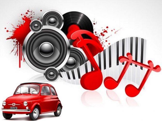Costruiamo l'impianto stereo sulla nostra Fiat 500, spendendo da 30 a 300 €