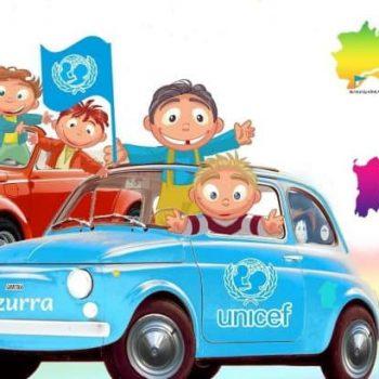 Azzurra ed Elisanna: insieme per tutti i bambini del mondo