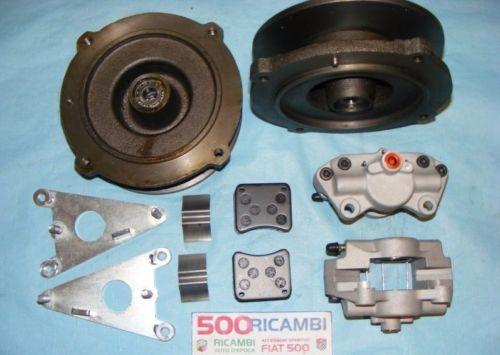 Freni FIAT 500 F L Kit Impianto Frenante