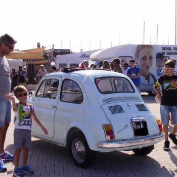 La Fiat 500 di Ermi