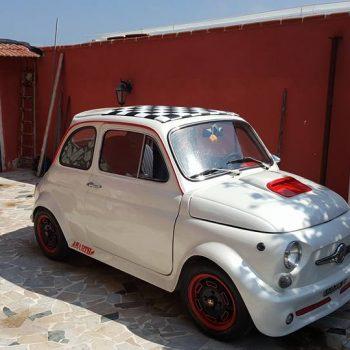 La Fiat 500 ik8zzw