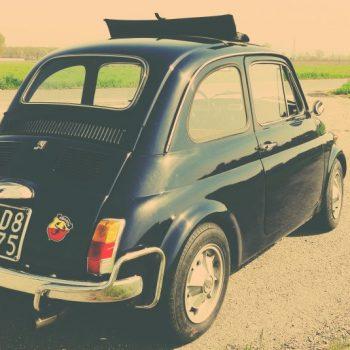 """La Fiat 500 di """"ildiego"""""""