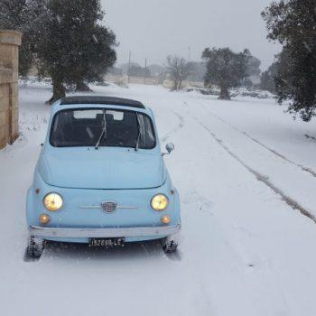 La Fiat 500 di Antoniosaba