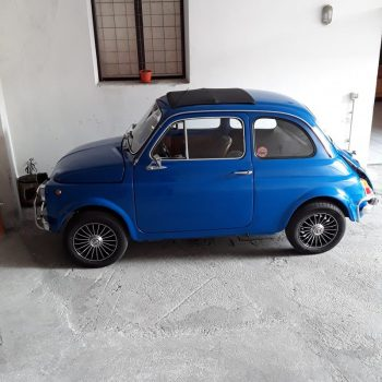 La Fiat 500 di Nicola70