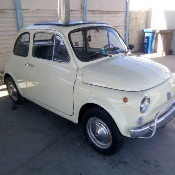 La Fiat 500 di Stefano